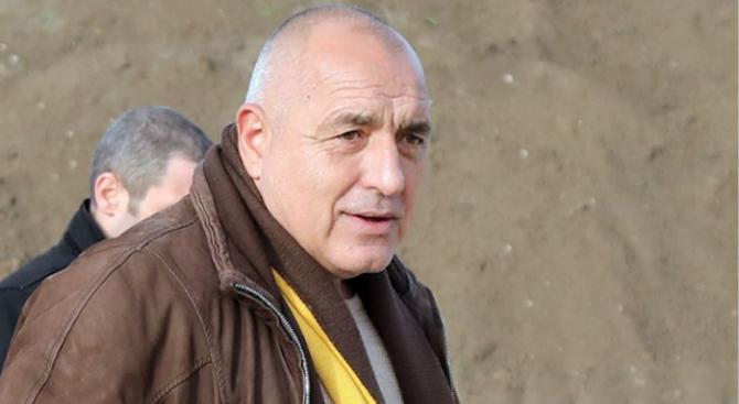 Борисов с разкрития за участъка между Драгоман и Сливница