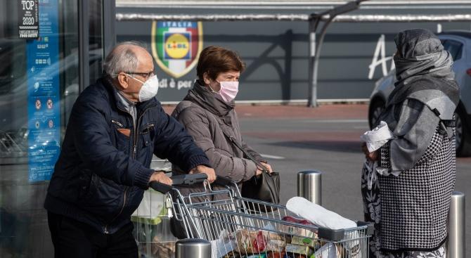 Сънародниците ни в Италия разказаха за ситуацията с новия коронавирус