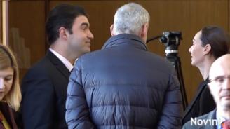 Адвокатите на задържания под стража Пламен Георгиев от ДКХ се оказаха изключително близки на Васил Божков