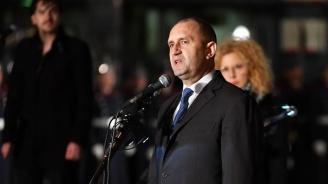 Румен Радев: Левски не обича склонени глави, нашата битка е сега