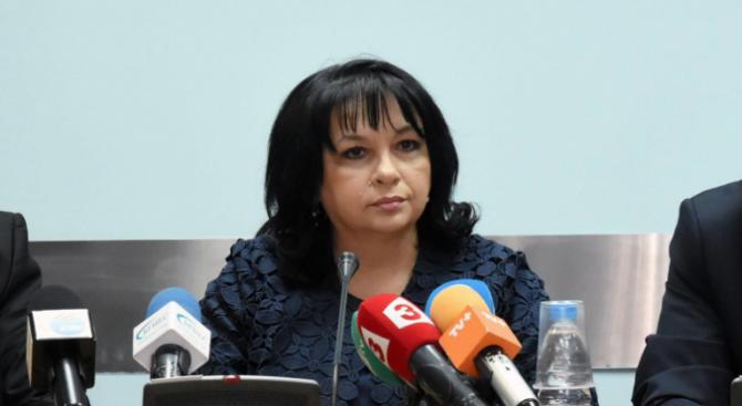 Теменужка Петкова: България ще продължи да разчита на въглищните си централи