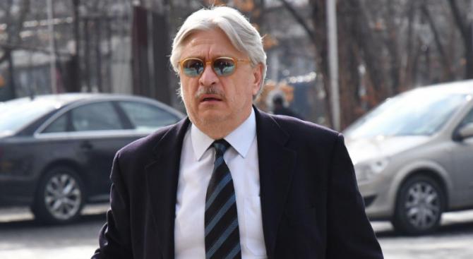 Съдът потвърди паричната гаранция от 1,5 млн. лв. на Александър Тумпаров