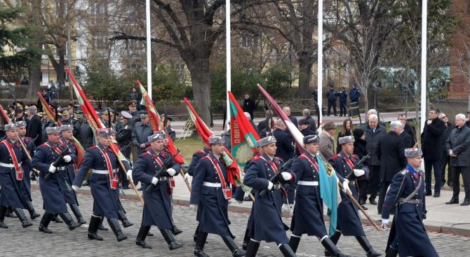 Промени в движението в столицата на 3 март