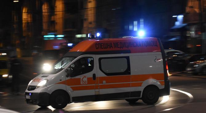 Мъж, върнал се от Италия, е транспортиран до МБАЛ - Пазарджик във влошено здравословно състояние