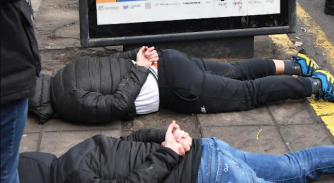 Специализирана операция във Варна: Закопчаха двама души
