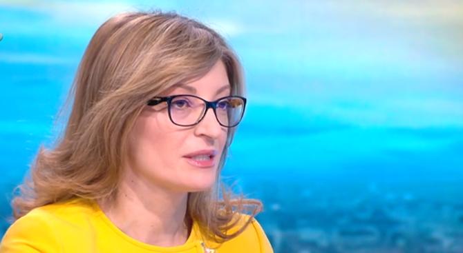 Екатерина Захариева за коронавируса: Най-важното е да няма паника