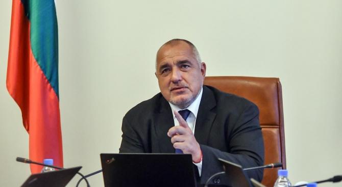 Борисов свиква извънредно правителствено заседание заради коронавируса