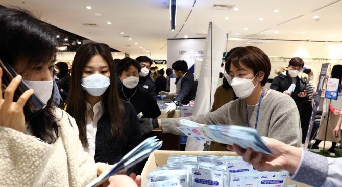 Увеличава се броят на заболелите от коронавирус в Южна Корея