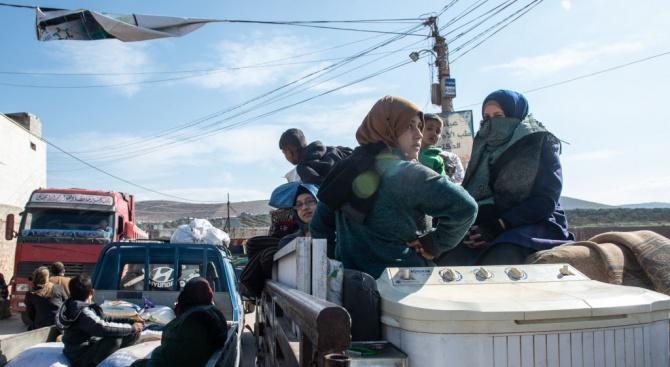 Ще тръгнат ли наистина бежанци към България?