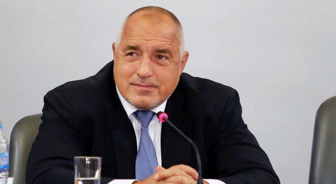 Борисов разговаря с председателя на Европейския съвет Шарл Мишел