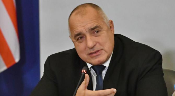 Борисов разговаря с гръцкия си колега Кириакос Мицотакис