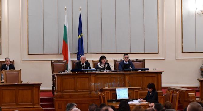 НС прие промени в закон за управление на средствата от Европейските структурни фондове