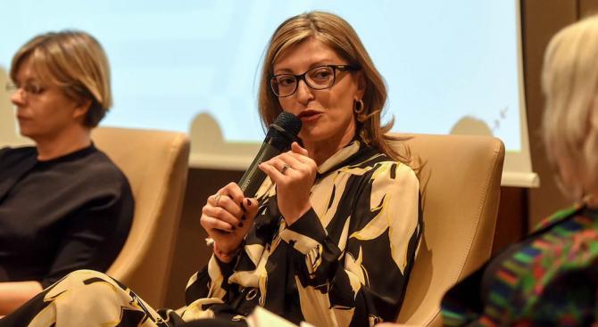 Захариева: Западните Балкани трябва да гледат повече към бъдещето, а не да се фокусират само към миналото