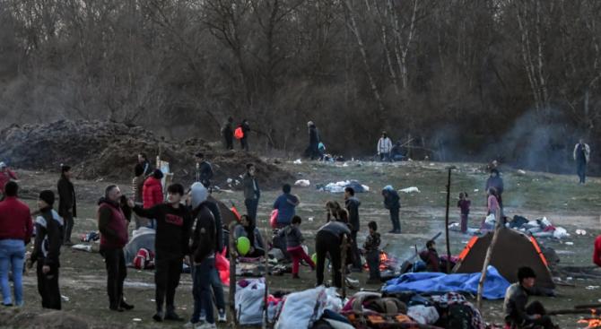 Европарламентът обсъди обстановката по границата между Турция и Гърция