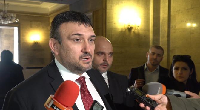 Младен Маринов: Ситуацията по границата е нормална и под контрол