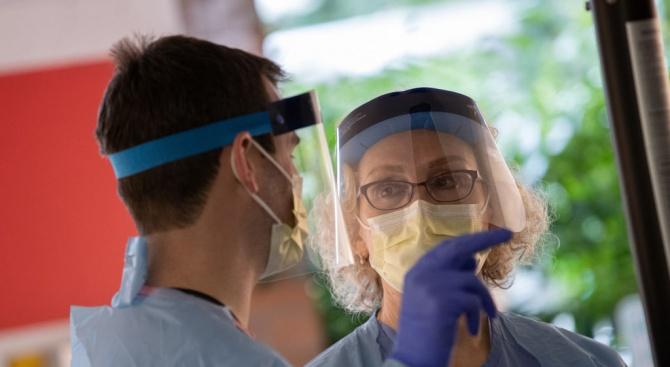 ББА:  Нека подкрепим нашите лекари, сестри и санитари, които са на предната линия в борбата с епидемията