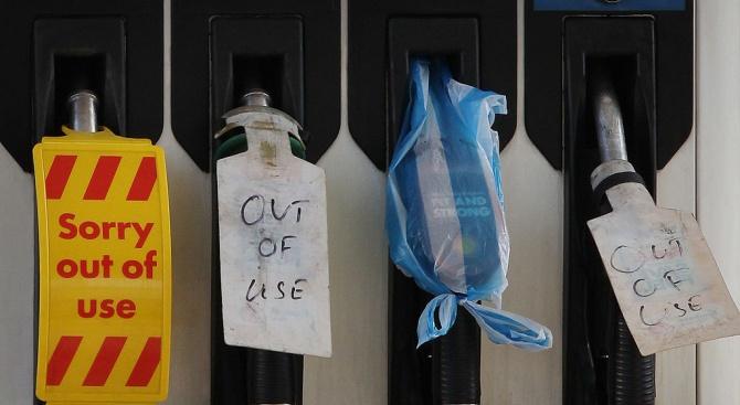 Започва затваряне на бензиностанции в Италия