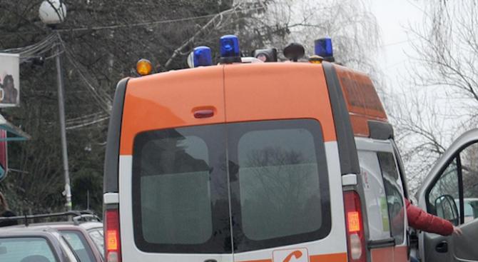 Работник пострада при трудова злополука в Разградско