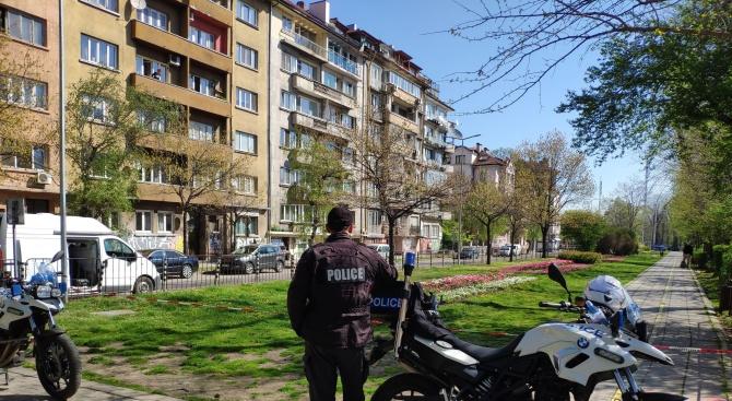 Изоставен багаж вдигна на крак полицаи в София