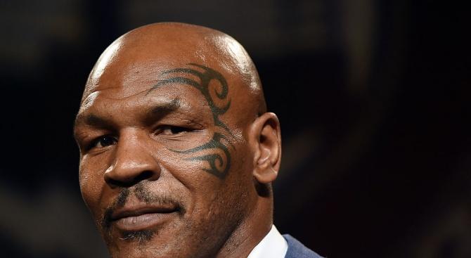 Майк Тайсън отново на ринга в помощ на наркозависими и бездомни