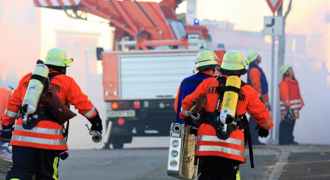 2 деца загинаха при пожар в Божурище