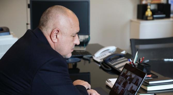 Борисов събира извънредно министрите