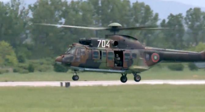 Вижте мощта на Военновъздушните сили на България