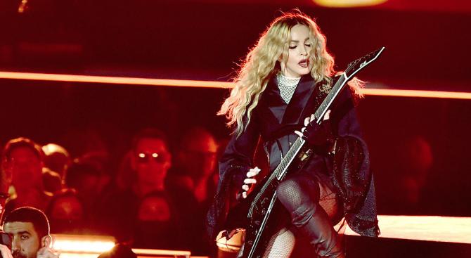 Мадона призна: Бях заразена с COVID-19 в края на турнето си