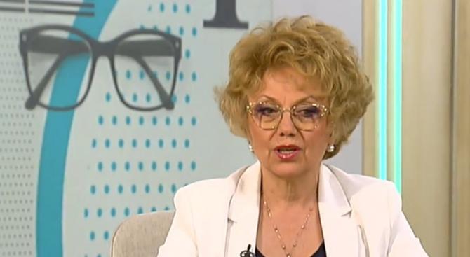 Валерия Велева коментира кой е по-прав в противоборството между Борисов и Радев