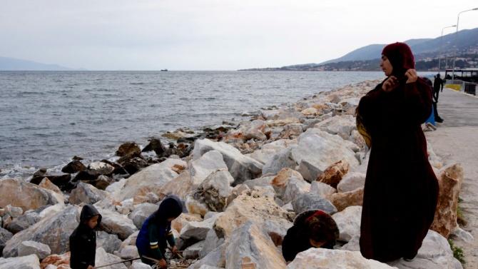 Жена уби друга след скандал в бежански лагер