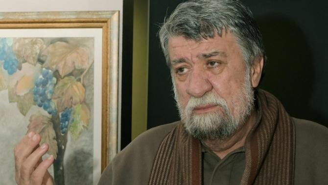 Рашидов: Да спрем да чакаме помощи - хората на изкуството да излязат на бойното поле