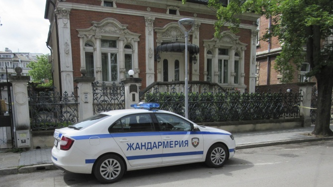 Къщата на Бобокови в Русе продължава да се охранява от полиция