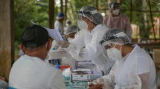 Бразилия в топ 5 в света по брой смъртни случаи от коронавирус