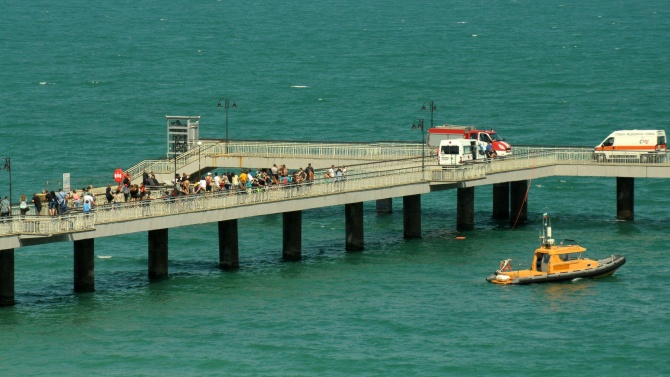 Две момчета се удавиха в Бургас  (18+)