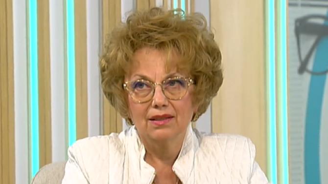 Валерия Велева: В политическо блато сме