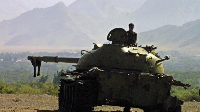 Египет реже съветски танкове