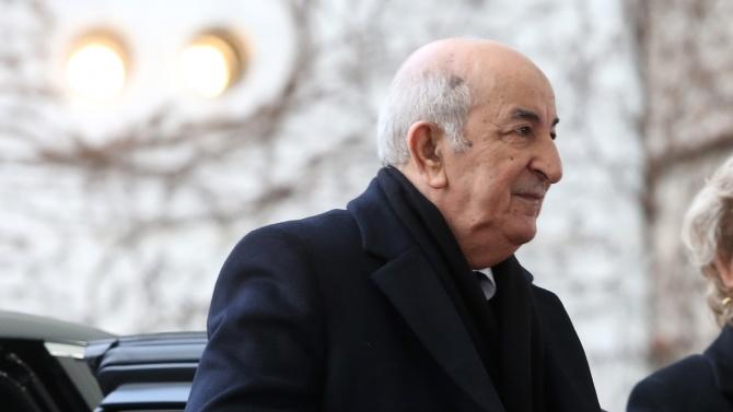 Франция върна черепи на Алжир