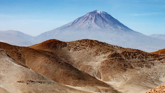 Ледниците в Перу са се стопили наполовина за 50 години