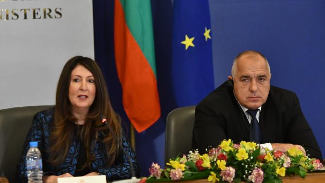 """Херо Мустафа след среща с Борисов: Не съм искала оставки, """"Никой не е над закона"""" се отнася за всички"""