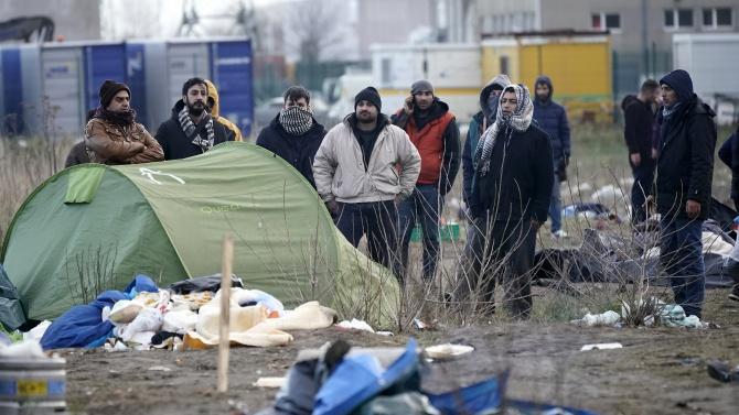 Под 40% от незаконно пристигналите в ЕС мигранти биват връщани