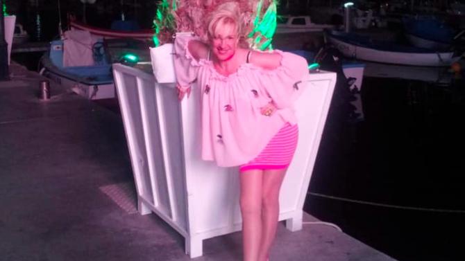 Сашка Васева стяга сватба, певицата сияе от щастие
