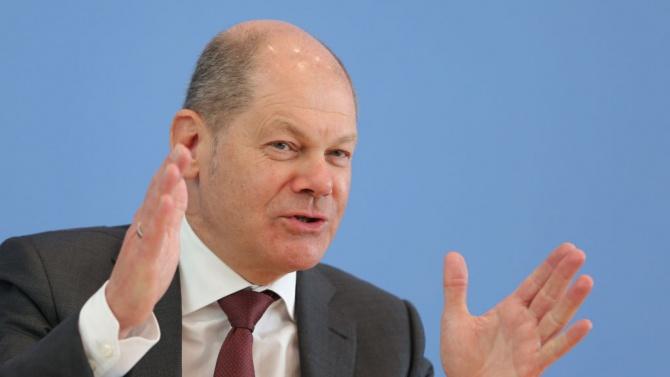 Германските социалдемократи номинираха Олаф Шолц за свой кандидат за канцлер