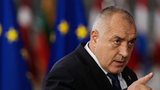 Борисов обяви решенията си - предлага свикване на Велико народно събрание