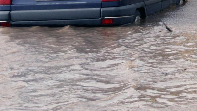 Изграждат нови дъждовни канализации в Перник, за да не попада отново градът под вода