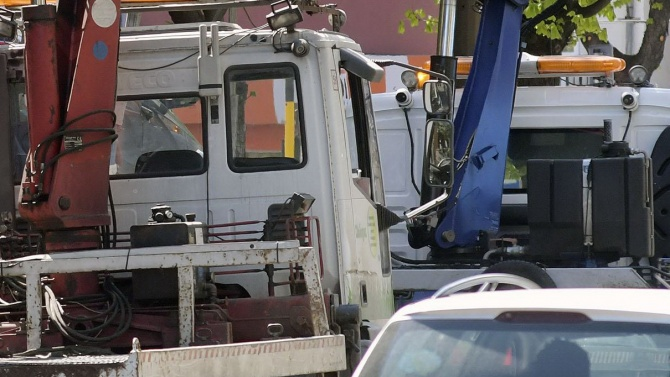 Изгоря паякът, който репатрира колите в Казанлък