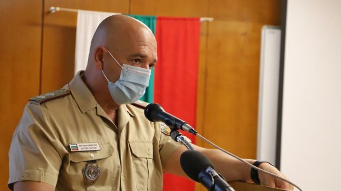 Ген. Мутафчийски към новия випуск военни лекари: Вие трябва да сте готови за всички предизвикателства