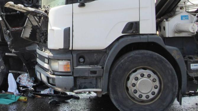 Прокуратурата ще иска постоянен арест за дрогирания шофьор, предизвикал тежката катастрофа край Айтос