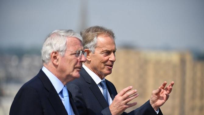 Бивши британски премиери се обединиха срещу плана на Борис Джонсън за Брекзит