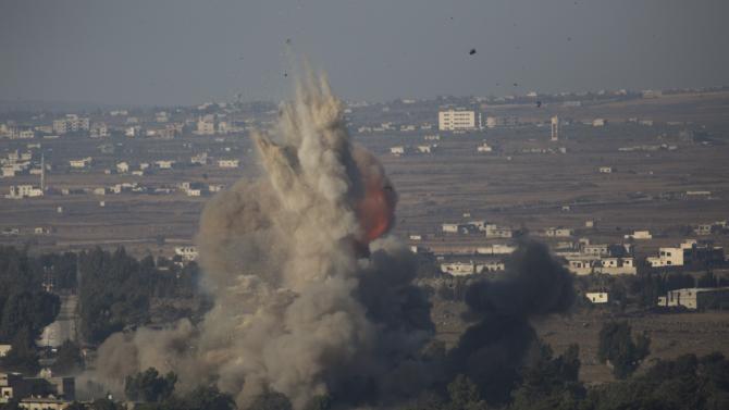 Експлозия избухна в ливанско село, крепост на Хизбула