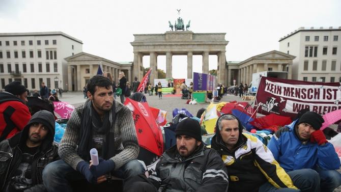 EK: Две трети от мигрантите, пристигащи в ЕС, нямат право на престой